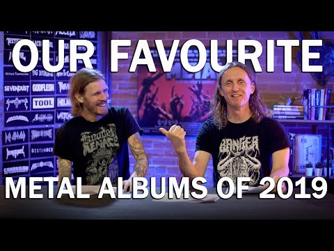 BEST METAL OF 2019 | BangerTV pick our favourite albums