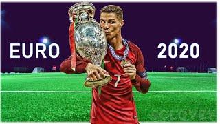 Криштиану Роналду все ГОЛЫ Роналду вывел сборную на ЕВРО Голы Роналду и КО ЕВРО 2020