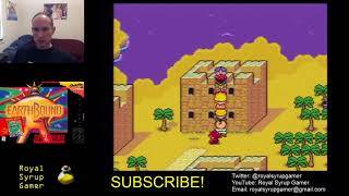 The Kraken and the Sphinx - Earthbound Vol. 7 Ep. 1 - Royal Syrup Gamer
