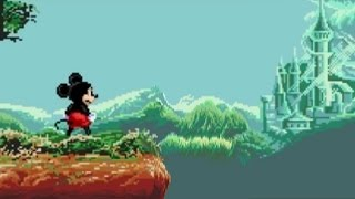 Castle of Illusion Starring Mickey Mouse (Genesis) Playthrough - NintendoComplete