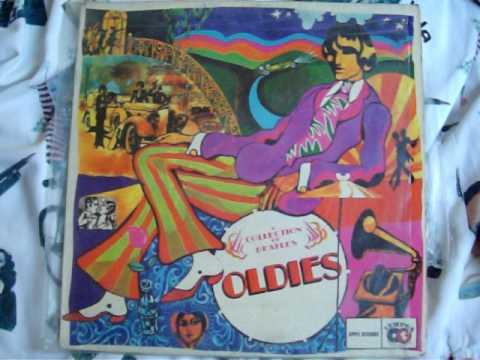 Guilherme Jabur Mostra LP A COLLECTION OF BEATLES OLDIES BUT GOLDIES 1966 parte 1