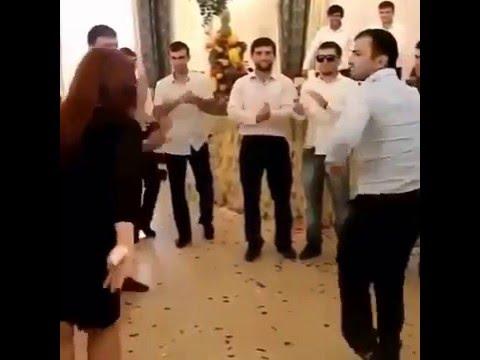 Патимат Кагирова зажигает на свадьбе.***