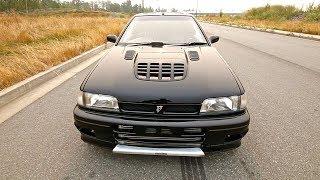 The Nissan Pulsar GTI-R Is A Mini, Manic Godzilla!