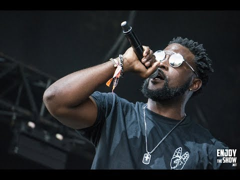 Damso - N. J Respect R - Printemps De Bourges 2018