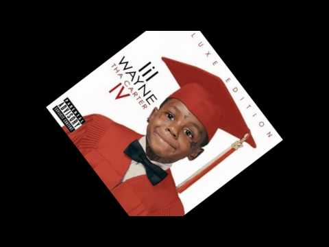 LiL Wayne  Mega Man The Carter 4