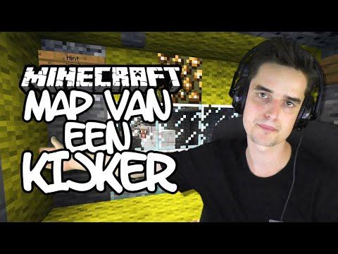 WAT IS DE HINT?! - Minecraft Map van een Kijker