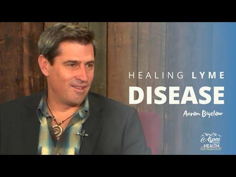 Healing Lyme Disease With This Method | Aaron Bigelow