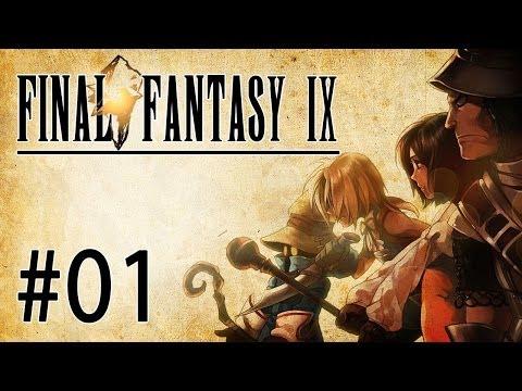 Final Fantasy IX Let's Play - Episode 1 : Au Théâtre ce Soir