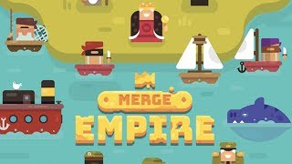 Merge Empire - A Terrible Play Level Walkthrough