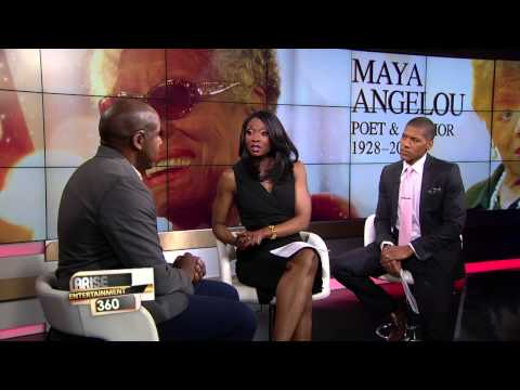 Editorial Projects Director For Essence Magazine Stops By