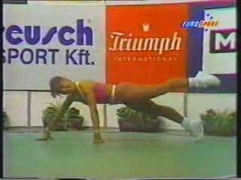 videos aerobic carmen valderas