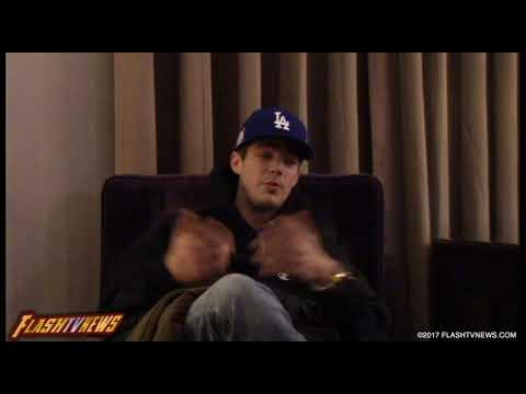Grant Gustin on Wentworth Miller's Flash Departure