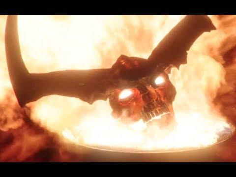 《雷神3:诸神黄昏》只要把这个头颅,放在永恒之火中,火焰巨人就会苏醒!