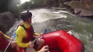 White Water Rafting - Cairns - Tully River (June, 2015, 1080p)