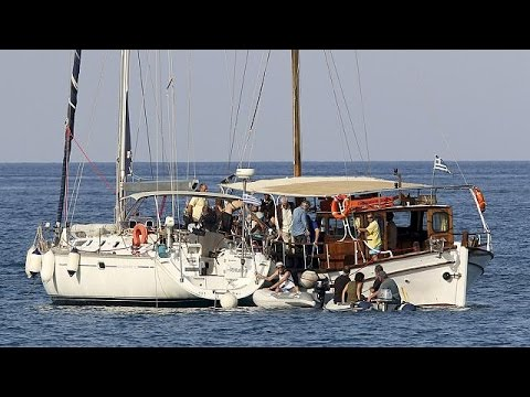 Le navire suédois Marianne intercepté sans incident au large de Gaza