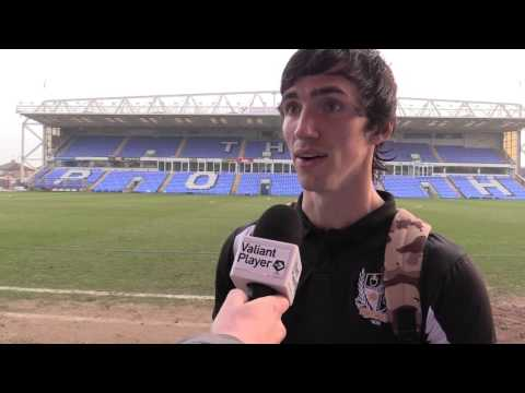 Freeview: Louis Dodds Post Peterborough United (A) 2015/16