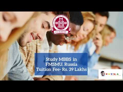 MBBS in Russia | First Moscow State Medical University | EDUKA