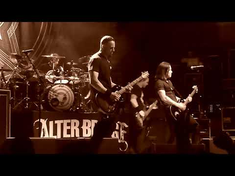 ALTER BRIDGE - Isolation (Live in Belfast)