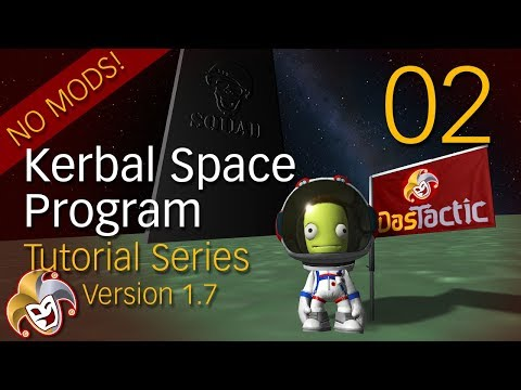 Kerbal Tutorial ~ 02 Launcher Design Tips thumbnail