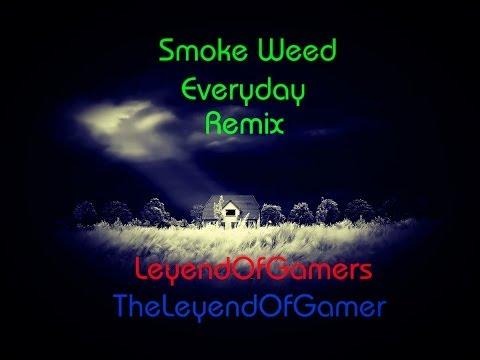 Smoke Weed Everyday | Remix | + Descarga