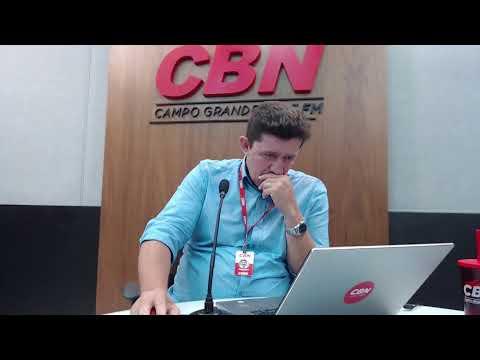 CBN Campo Grande comOtávio Neto (14/10/2019)