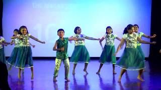 Dance Performance on Oonchi Hai Building | Husn Hai Suhana | Hawa Hawa Songs