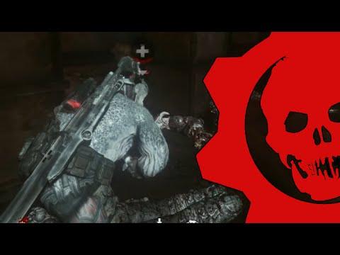 SAVING LANDAN! - Gears of War 3 - CTL w/ The x Advocate - 동영상