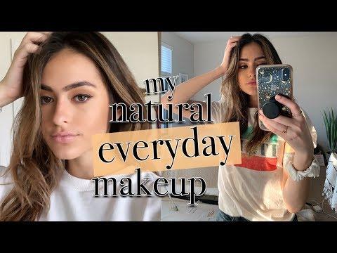 MY EVERYDAY MAKEUP LOOK: casual makeup tutorial
