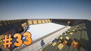 Lodowisko w Minecraft | Pomysł na budowlę [#33]