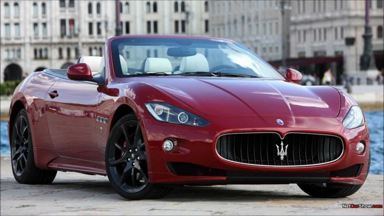 2012 Maserati GranCabrio Sport (HD) - YouTube