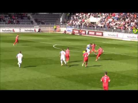 Coupe de Suisse FC Biel-Bienne vs Grasshopper club Zürich 0-5