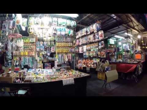 【Hong Kong Walk Tour】Apliu Street @ evening 鴨寮街