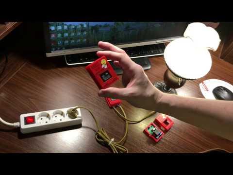 Акустический выключатель «SONIC PRO» - управление светом на два хлопка