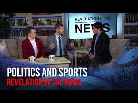 Politics & Sports - Revelation In The News