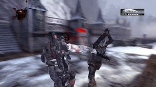 LOW VOODOO!? (Gears of War 2) Guardian on Avalanche With TheRazoredEdge!