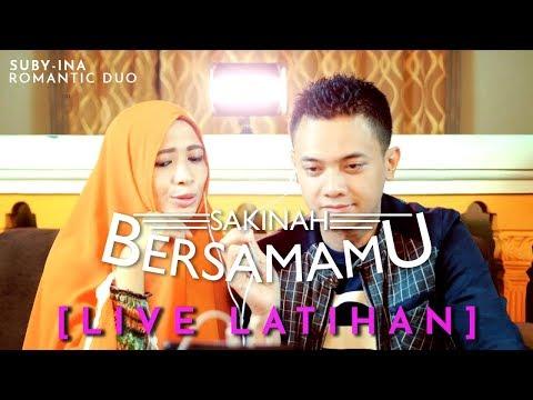 Sakinah Bersamamu FIX Smule (Suby-Ina) Live @ Latihan
