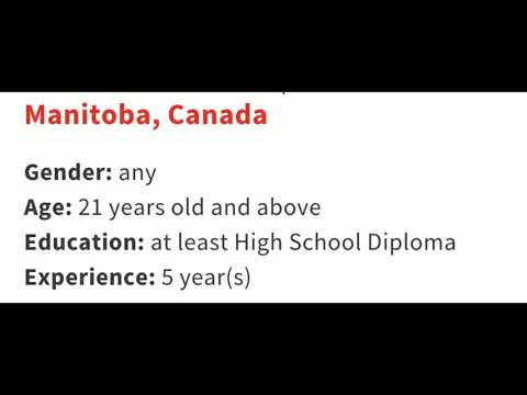 Butchers job in CANADA 100 jobs