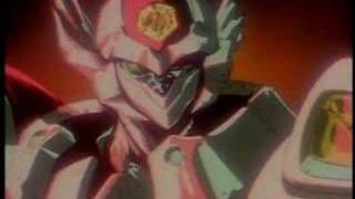 Teknoeye, Breakdown-Tekkaman Blade