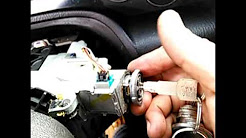 Locksmith cutting keys for GMC truck lost keys