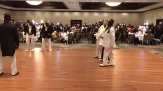 Noble Obie W. Duren Shriner's Ball