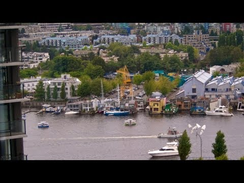 Visiting Granville Island | Vancouver Travel