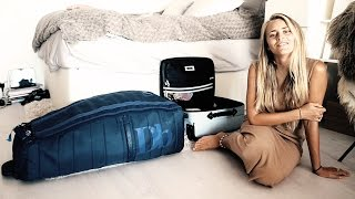 PACKING FOR BALI - Vlog 25