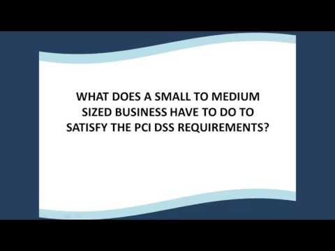 RCOR | PCI Compliance for SMBs | (919) 313-9355