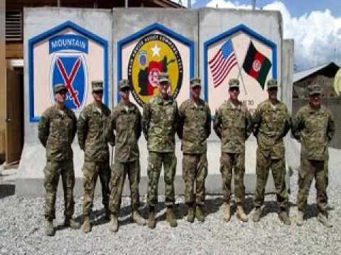 10th Mountain Division Tribute and Memorial Video