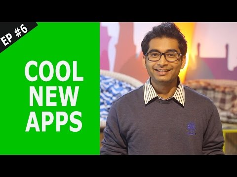 6 Cool New Android Apps Jan 2017 [Ep#6] | Mrinal Saha