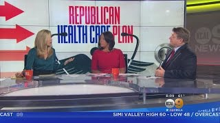Political Expert Weighs In On Republican Health Care Plan