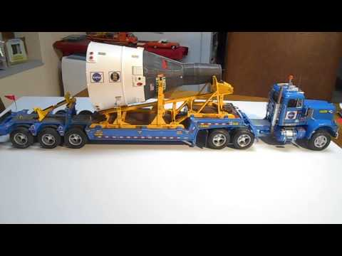 NASA Lowboy Trailer Truck 1 25th Oct 2016 1000 Movies Movies