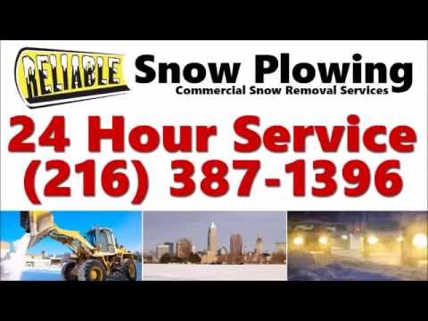 Reliable Snowplowing - Snow Plowing Services Cleveland