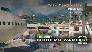 Modern Warfare 2 - Multiplayer Gameplay - The Angel of Death is Inbound Suckas!