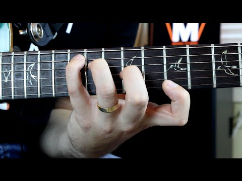 12 Gorgeous Open String Chords